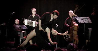 Wiesław Prządka Quinteto Tango Nuevo fot. Magda Zając