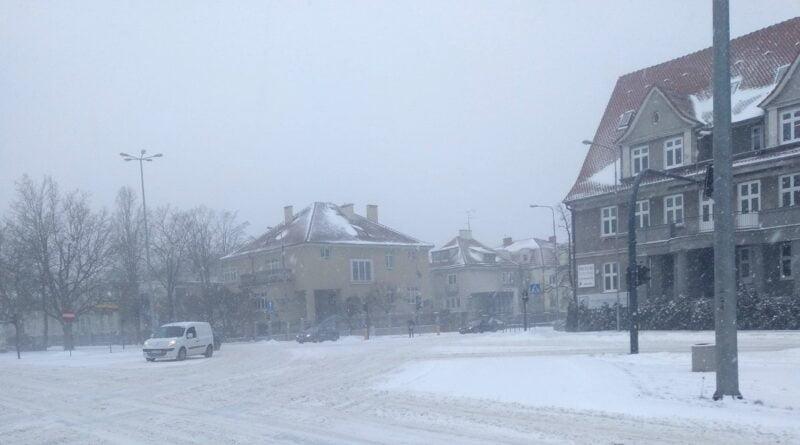 zima, al Niepodległości
