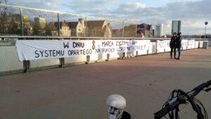 8 marca rowerem po aborcje2 300x169 - Poznań: 8 marca z aborcją i przeciwko przemocy