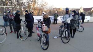 8 marca rowerem po aborcje6 300x169 - Poznań: 8 marca z aborcją i przeciwko przemocy