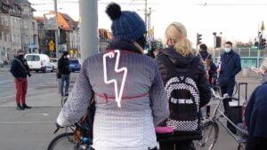 8 marca rowerem po aborcje7 300x169 - Poznań: 8 marca z aborcją i przeciwko przemocy