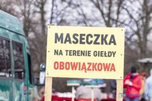 Giełda pod M1 - Niedziela Palmowa Poznań 2021 fot. Sławek Wąchała