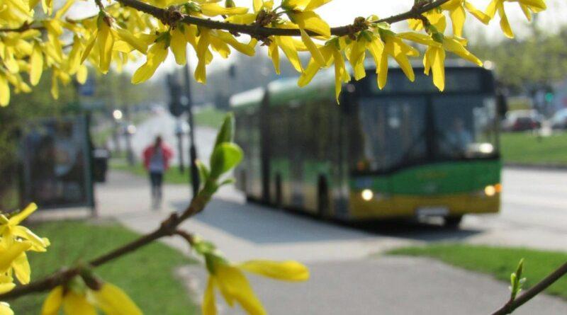 Komunikacja miejska na Wielkanoc fot. ZTM