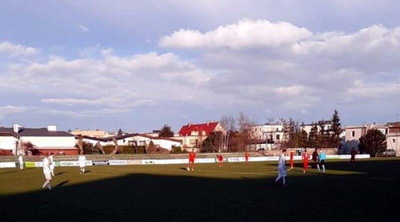 mecz Warta Międzychód - Victoria Września fot. Warta Międzychód