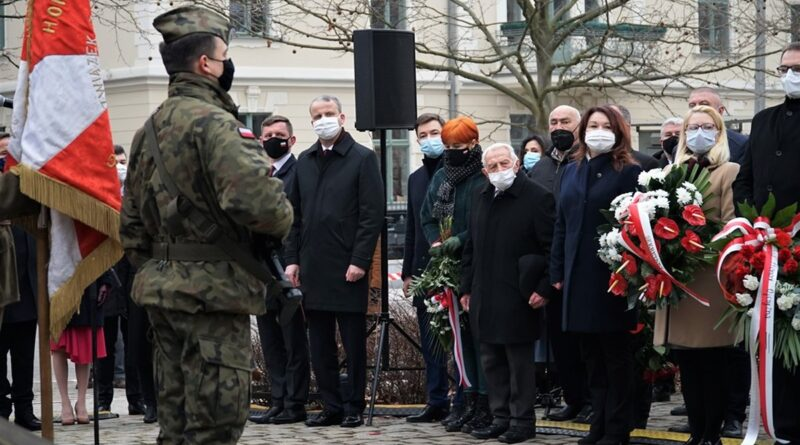 Narodowy Dzień Pamięci Żołnierzy Wyklętych fot. WUW