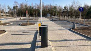 park and ride biskupinska fot. ump 300x169 - Poznań: Nowe parkingi Park and Ride od 15 marca