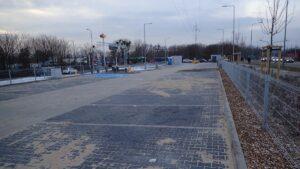 park and ride starolecka fot. ump 300x169 - Poznań: Nowe parkingi Park and Ride od 15 marca