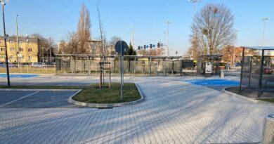 Park and Ride św. Michała fot. UMP