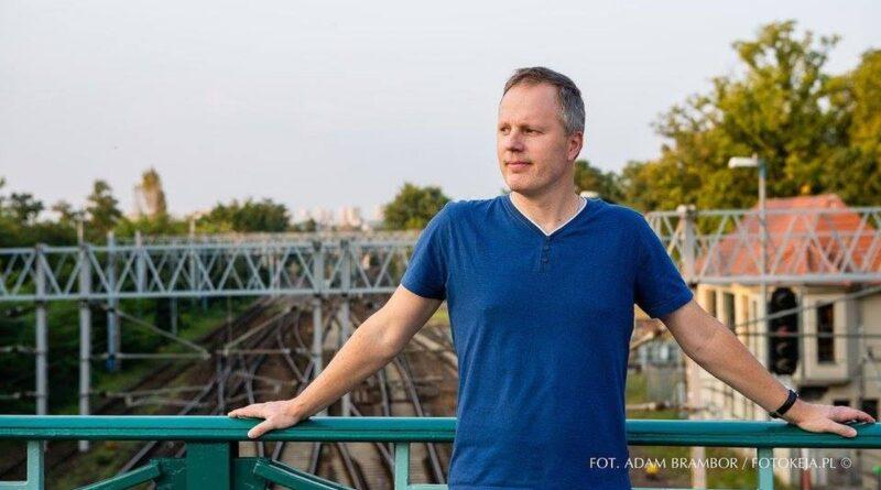 Piotr Bojarski fot. UAM