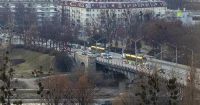 Poznań Most Królowej Jadwigi rzeka Warta fot. Sławek Wąchała