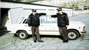 straz miejska 1991 fot. smmp 300x169 - Poznań: Straż Miejska Miasta Poznania ma już 30 lat!
