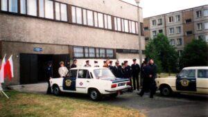 straz miejska lata 90. fot. smmp2 300x169 - Poznań: Straż Miejska Miasta Poznania ma już 30 lat!