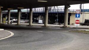 straż miejska na dworcu autobusowym fot. SMMP