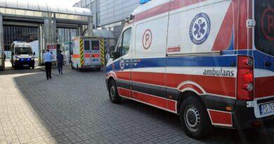 szpital tymczasowy fot. WUW