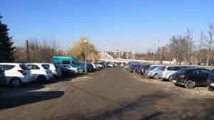 ul. sw. rocha fot. zdm 300x169 - Poznań: Nieutwardzony odcinek ulicy św. Rocha wreszcie zyska nawierzchnię
