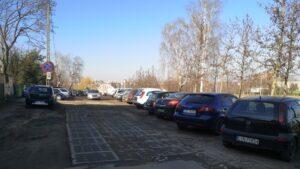 ul. sw. rocha fot. zdm2 300x169 - Poznań: Nieutwardzony odcinek ulicy św. Rocha wreszcie zyska nawierzchnię