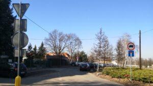 ul. sw. rocha fot. zdm3 300x169 - Poznań: Nieutwardzony odcinek ulicy św. Rocha wreszcie zyska nawierzchnię