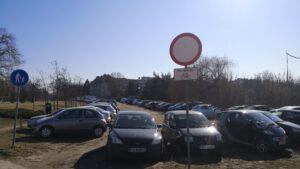 ul. sw. rocha fot. zdm4 300x169 - Poznań: Nieutwardzony odcinek ulicy św. Rocha wreszcie zyska nawierzchnię