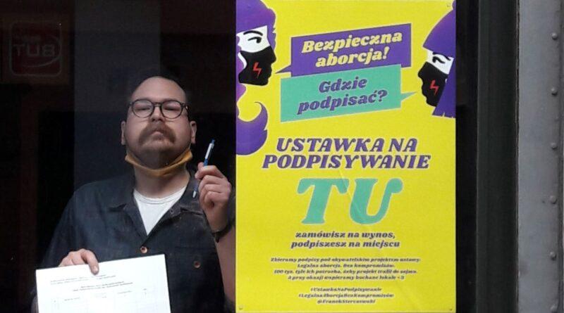 UstawkaNaPodpisywanie_zdjecie fot. F. Sterczewski