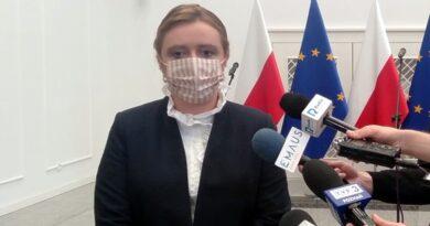 wiceminister Olga Semeniuk