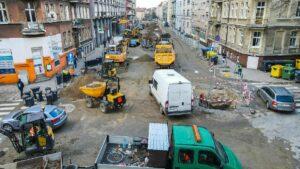 wierzbiecice remont fot. pim3 300x169 - Poznań: Remont na Wierzbięcicach trwa