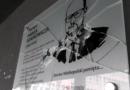 zniszczona tablica pamięci prezydenta Adamowicza fot. UM Ostrów