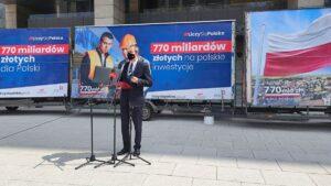770 mld dla polski fot. k. adamska 300x169 - Poznań: 70 mld dla Wielkopolski. Od UE