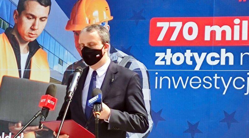 770 mld dla Polski fot. K. Adamska