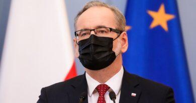 Adam Niedzielski fot. KPRM