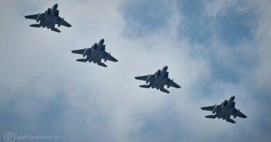 Aviation Detachment Rotation fot. P. Łysakowski - nie tylko samoloty