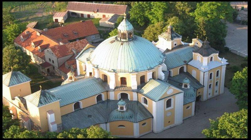 Bazylika Wniebowzięcia Najświętszej Maryi Panny i św. Michała Archanioła fot. UM Trzemeszno