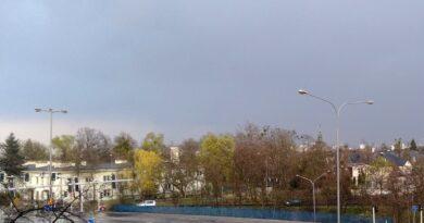 burza nad Sołaczem