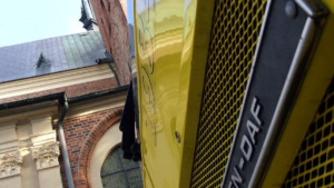 daf po remoncie fot. m. witkowski mpk3 300x169 - Poznań: Autobus DAF znów wyjedzie na ulice miasta