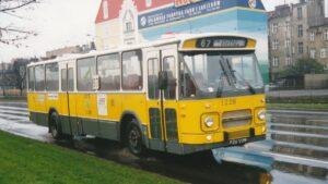 daf po remoncie fot. m. witkowski mpk4 300x169 - Poznań: Autobus DAF znów wyjedzie na ulice miasta