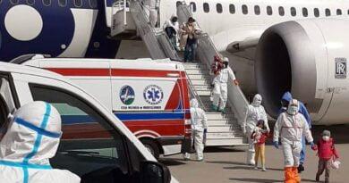 ewakuacja dyplomaty fot. TT M. Dworczyk