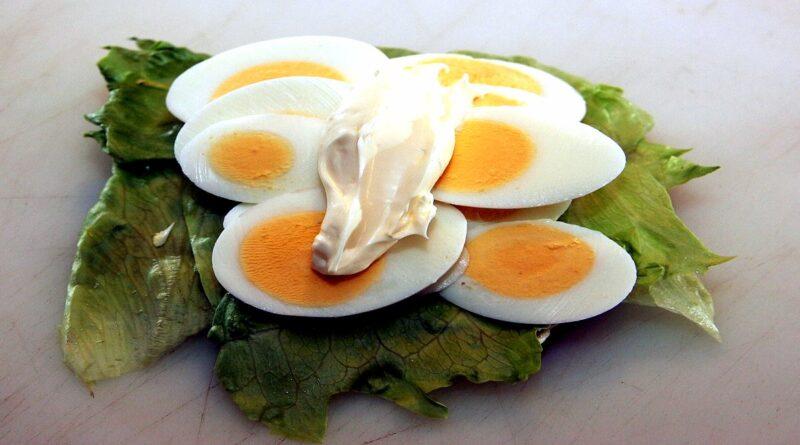 jajka w majonezie fot. Mogens Petersen, Pixabay