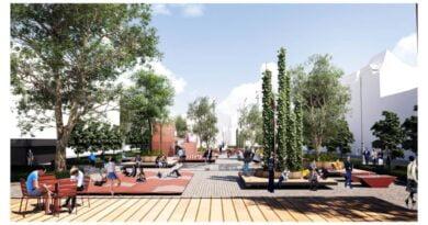 koncepcja placu Wolności wg UGO Architecture fot. Estrada Poznańska