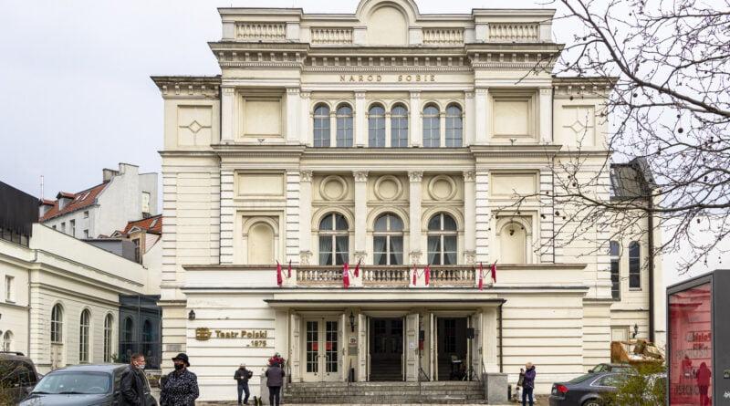 Krzysztof Krawczyk pożegnanie w Poznaniu Teatr Polski 10 kwietnia fot. Sławek Wąchała