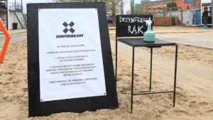 male otwarcie kontenerart fot. s. wachala5 300x169 - Poznań: KontenerArt już otwarty