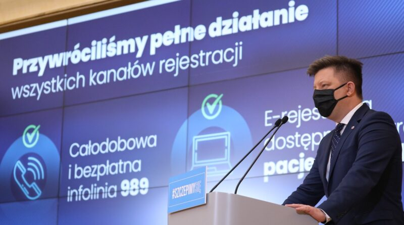 Michał Dworczyk fot. KPRM