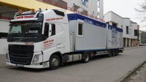 mobilny punkt szczepien nad malta fot. wuw 300x169 - Poznań: Dodatkowy punkt szczepień w majowy weekend nad Maltą