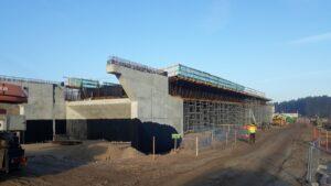 nowy most fot. wzdw 300x169 - Rogalinek: Zmiany w organizacji ruchu na starym moście
