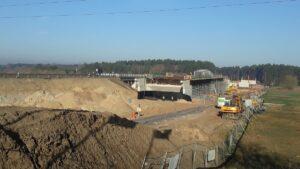 nowy most fot. wzdw2 300x169 - Rogalinek: Zmiany w organizacji ruchu na starym moście
