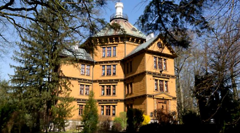 Pałac w Antoninie fot. UMWW