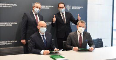 podpisanie umowy o rozbudowę drogi wojewódzkiej nr 306 fot. ZDW