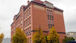 poznanska szkola choralna fot. pim 300x169 - Poznań: Trwa modernizacja budynku szkoły chóralnej