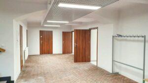 poznanska szkola choralna fot. pim3 300x169 - Poznań: Trwa modernizacja budynku szkoły chóralnej