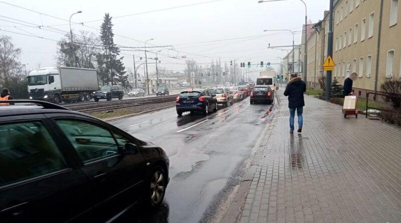 Przybyszewskiego fot. ZDM
