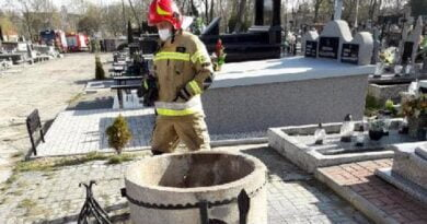 studnia fot. OSP Kłodawa