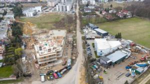 ulica mateckiego fot. pim 300x169 - Poznań: Budowa kanalizacji i zamknięcie dla ruchu ulicy Mateckiego